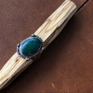 Jewelry - Vintage Turquoise and Sterling Silver Ring